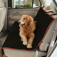 Waterproof Dog Car Seat Cover – Large Pet Boot Liner Protector Rear Back Hammock