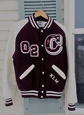 VINTAGE Fort Wayne Concordia High School Varsity Letter Jacket '02