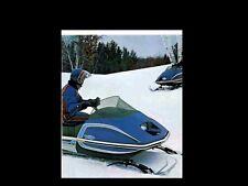 Scorpion Whip Snowmobile Part Manuals 1975 1976 1977 340 440 Pararail Paraslide