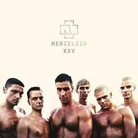 Rammstein - HERZELEID XXV - Import CD Japan Limited OBI UICY-15957