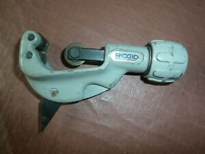Ridgid No150 Pipe Cutters