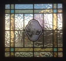 Stained And Scenic Window