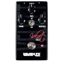 Wampler Velvet Fuzz Guitar Effects Fuzz Pedal -- 857527003225