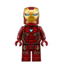 Lego Iron Man Mark 50 Armor 76125 76108 Avengers Super Heroes Minifigure