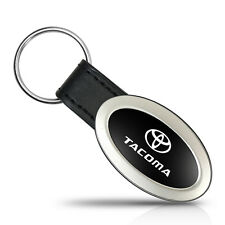Toyota Tacoma Oval Style Metal Key Chain Key Fob