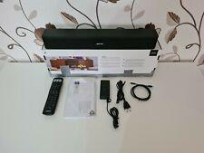 Bose Solo 5 Soundbar TV Soundsystem Lautsprecher Schwarz Bluetooth