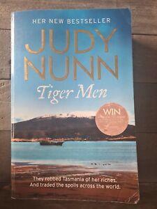 Tiger Men by Judy Nunn Large Paperback