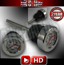 Harley Davidson XLH 883 Sportster 1997 - Oil temperature gauge / dipstick