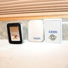 Anheuser Busch Engraved Eagle Logo Zippo Lighter