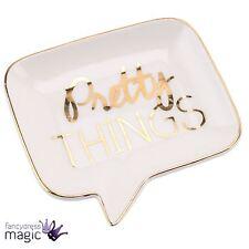 Absolutely Fabulous Joli Things Discours Bulle céramique plat bague cadeau