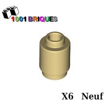 3062b 200 X LEGO ® Brick round//pietra circolare in limette verde//Lime NUOVO