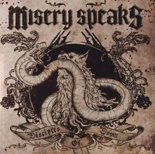 Misery Speaks - Disciples of Doom (2010)  CD  NEW/SEALED  SPEEDYPOST