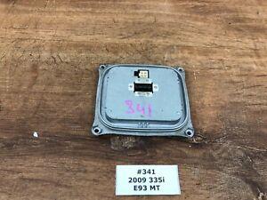 ✅ 07-10 OEM BMW E92 E93 328 335  Xenon Headlight HID Ballast Unit Module