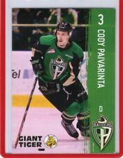 2016/17 Prince Albert Raiders (WHL) - CODY PAIVARINTA