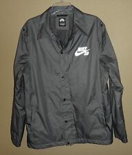 EUC WORN ONCE MENS L NIKE SB ASSISTANT COACHES SNOWBOARDING JACKET WATERPROOF
