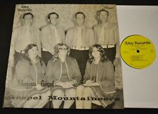 SOUTHERN GOSPEL LP The Gospel Mountaineers Arby 103 Bluegrass Gospel