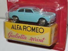 ALFA ROMEO Giulietta Sprint - PRESSE (MERCURY/HACHETTE)