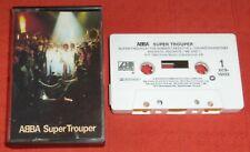 ABBA - RARE CANADIAN CASSETTE TAPE - SUPER TROUPER