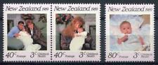 34627) New Zealand MNH Neu 1989 Health 3v