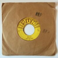 Jerry Lee Lewis Break Up 45 RPM Vinyl Record Original 1958 Sun Records #303 VG