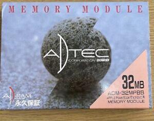 32MB RAM Memory Card Upgrade - Apple Macintosh PowerBook 500 series 520/540/550C