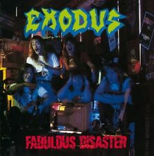 EXODUS - Fabulous Disaster  CD NEU