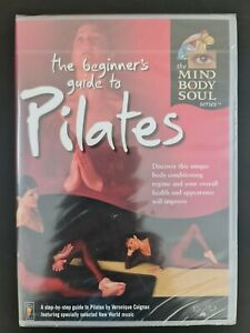 Beginner's Guide to Pilates. Brand new & sealed DVD. PAL. Free postage!