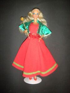 Barbie Puppe Happy Holidays 1988 Mattel #1703 First Christmas Edition Weihnacht