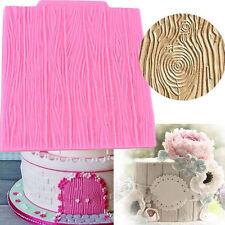 DIY Tree Lace Cake Silicone Mould Vein Fondant Easy Decorating Sugar Baking Mold