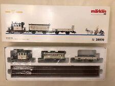 Rare Marklin 28970 HO Wedding Train 1997 Trix Locomotive Tender New with Box