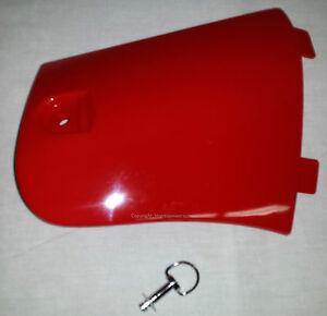 Honda Rincon 650 & 680 2003 - 2021 Red Storage Toolbox Lid Fender Cover TRX680