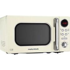 Morphy Richards 511501 Evoke 800 Watt Microwave Free Standing Cream New from AO