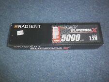 Radient superpax 5000 mAh 7.2 V 6 Cell
