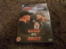 CENA VS EDGE DVD  SUPER CONDITION