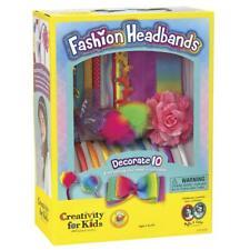 Creativity For Kids Fashion Headbands Kit CFK1819