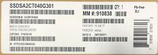Intel SSDSA2CT040G301 SSD 320 Series 40GB, 2.5in SATA 3Gb/s, 25nm, MLC NEW