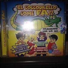 IL COCCODRILLO COME FA ? - CD usato  isbn 026208036926