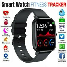 Smart Watch 4 Samsung iPhone Android Bluetooth Waterproof Fitness Tracker Fitbit