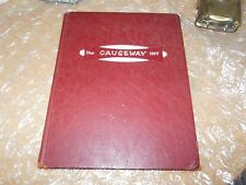 ORIGINAL 1957 GREAT BRIDGE HIGH SCHOOL YEARBOOK/ANNUAL/CHESAPEAKE, VIRGINIA
