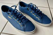 Puma Elsu V2 Perf SL 361109 14 Navy Sneakers Size 9