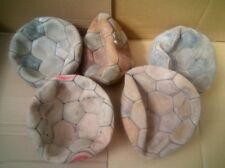 100% Genuine Leather (Lot X 5) Soccer Ball/football Nº5/32 panels!
