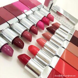 Clinique Pop Matte Lip Colour + Primer Lipstick - Choose Your Shade - .13oz NIB