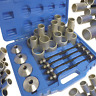36pc Press and Pull Kit Sleeve Remover Installer Master Seal Bushes Bearings