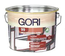 GORI 99 Holz- und Fassadenfarbe 2052 Lichtgrau 2 50 Liter