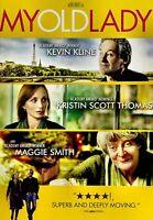 NEW DVD - MY OLD LADY -  Kevin Kline, Maggie Smith, Kristin Scott Thomas,