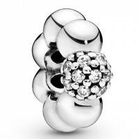 Polished & Pavé Bead Zwischenelement PANDORA ROSE 798310CZ