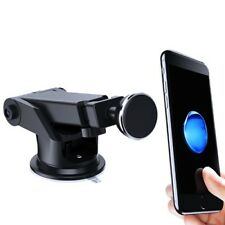Retractable Magnetic Car Dash Mount Dock Window Holder Universal Phone Tablet US