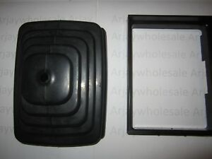 Jeep Wrangler TJ 97 - 04 Shifter Boot and Retainer Bezel / Ring Manual Trans