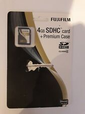 Fujifilm 4gb Memory card