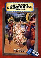 DVD White Slave Grindhouse Exploitation Horror 80s Wizard Video Movie Retro NEW